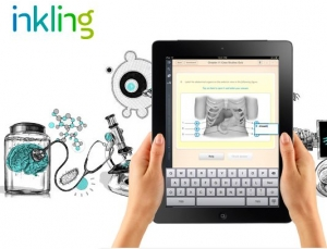 Six features that differentiate Inkling 2.0 for iPad from traditional e-books