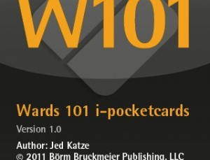 Medical App that replaces the reference cards in your white coat, Wards 101 i-pocketcards review