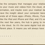 Steve Jobs Bio excerpt