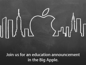 How will Apple's media event affect the digital publishing industry?