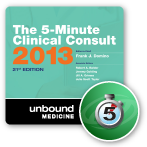 Facebook Exclusive 5-Minute Clinical Consult 2013 App Giveaway