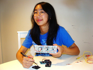 NJ High School Student Wins Competition with mHealth Invention