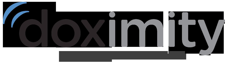 doximity logo text