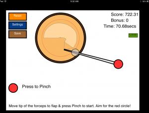 CataractMobile app helps teach eye surgery using iOS simulation