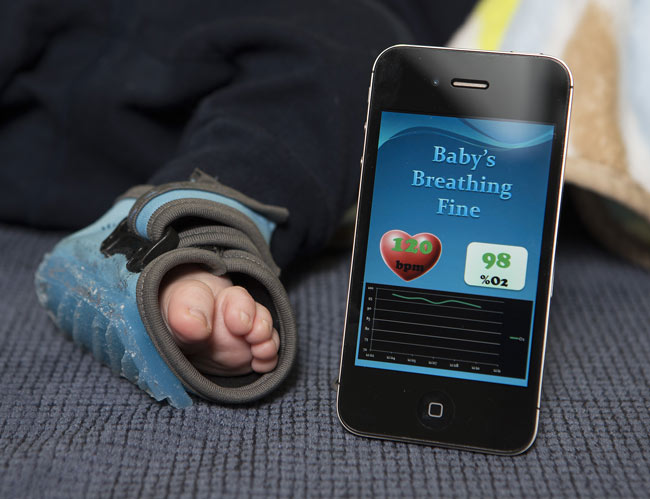 Wireless Baby Socks Created To Prevent Sids Are Actually