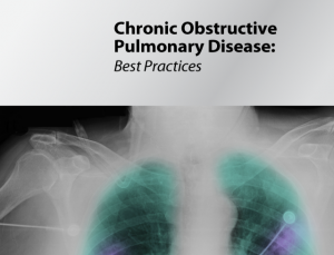 COPD app is a pulmonology eTextbook that offers CME