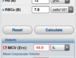 MediCalc is a comprehensive medical calculator app recently released for iPhone