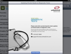 Pocket Guide to Diagnostic Tests is medical app for laboratory tests