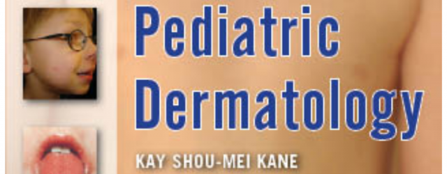 Color Atlas and Synopsis of Pediatric Dermatology app is a good resource for physicians