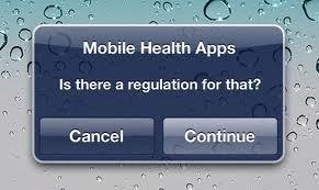 Should Mobile Medical Apps be 'regulated' by individual hospitals