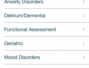 Psych on Demand app puts essential evidence based forms at your fingertips