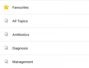 Johns Hopkins ABX Guide for Android helps health providers determine correct antibiotic choices