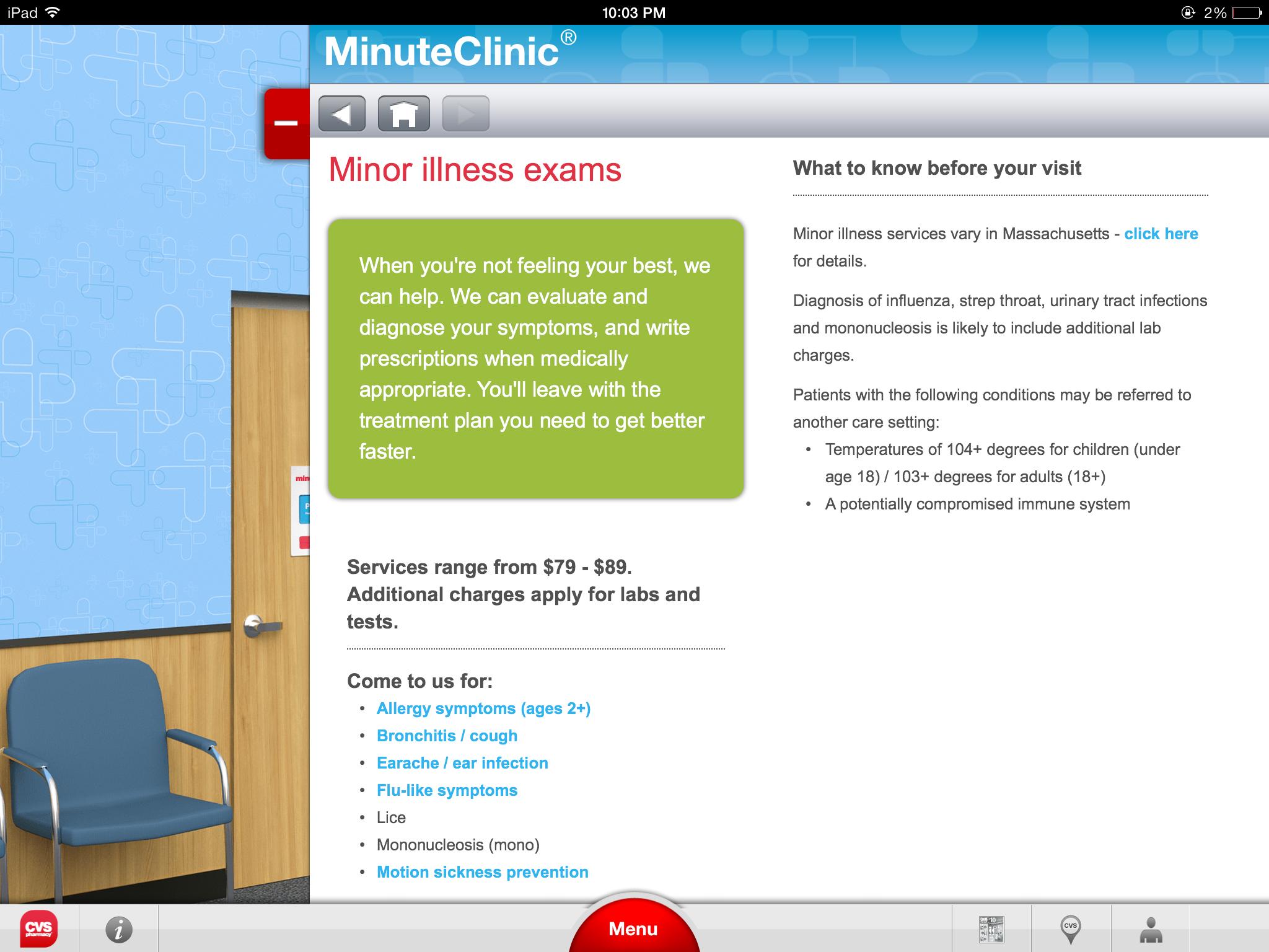 cvs iphone and ipad medical app review 0808