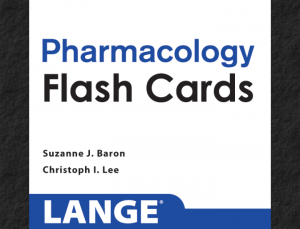Pharmacology review for the USMLE, Lange flashcards on Android