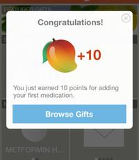 Mango Health app gives financial rewards for medication adherence