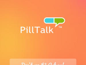 PillTalk brings summarized information about the most commonly used medications