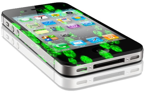Investigation of cell phones as a potential source of ...