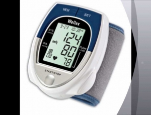 Wrist blood pressure monitor shown to be as accurate as traditional methods