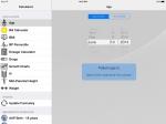 iPad Start Page