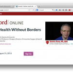 Stanford Online - Mobile Health without Borders