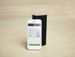 Review of QardioArm, a beautiful looking bluetooth blood pressure cuff