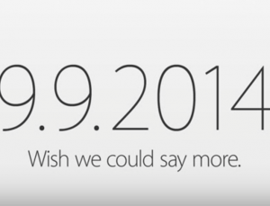 Apple's iWatch & iPhone 6 event from physician perspective
