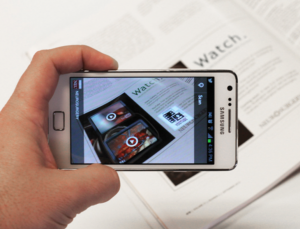 Print academic journals are using Augmented Reality to transform reading