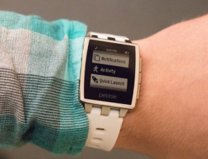 Pebble adds 2 health features to compete with Apple Watch and Android Wear