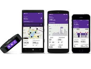 Microsoft enters wearable space with device/platform agnostic Band