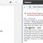 google docs medical research cite