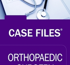 The Case Files Orthopaedic Surgery App is a great resource for trainees