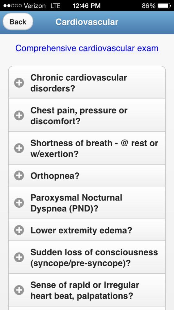 Diagnosis? *Medical Scenario*?