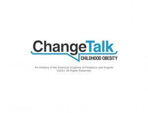 Free Change Talk app teaches doctors how to discuss sensitive issues like childhood obesity