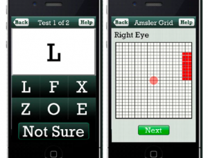 Study evaluates use of an app to track diabetic eye disease