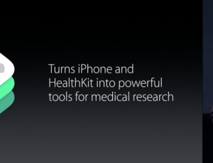 Apple announces ResearchKit and 5 medical research apps launching today