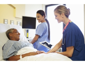 A majority of nurses believe that connected medical devices can reduce medical errors