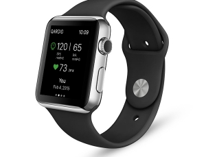 Qardio blood pressure monitor joins growing list of medical apps for the Apple Watch