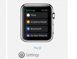 Is it unprofessional for physicians to wear Apple Watch?