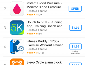 Concerning health app removed from Google Play but still available for Apple iOS