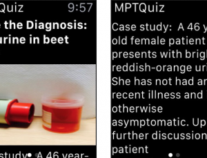 The 13 Apple Watch medical apps currently available for physicians