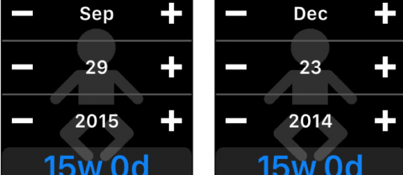 OB Wheel app shows the limitations of Apple Watch