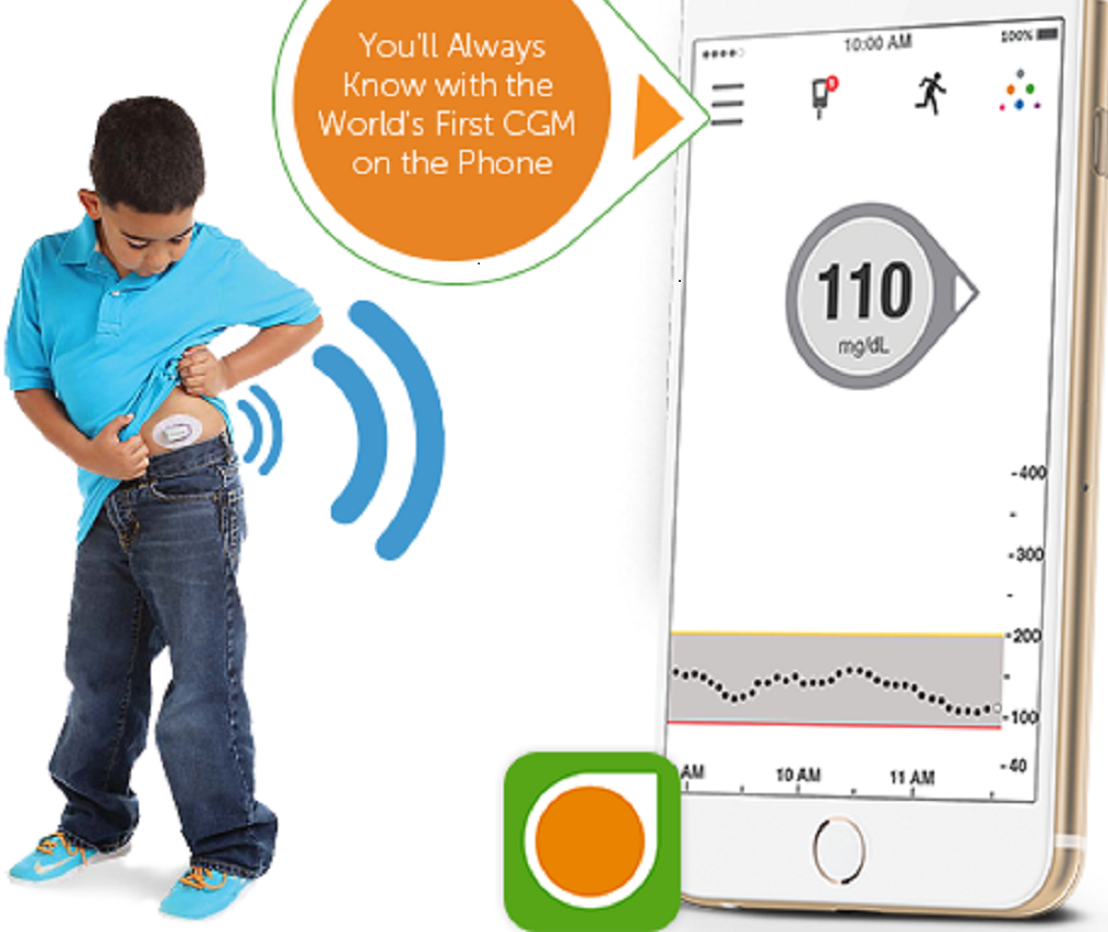 Dexcom G5 Sends Glucose Info Directly To Iphone Imedicalapps