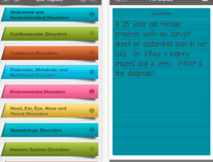 Review of AAEM's board review flashcard app for Emergency Physicians