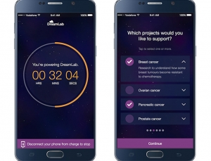 DreamLab app uses processing power of idle smartphones to crunch cancer genetics