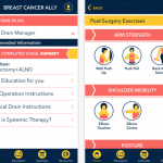 breast cancer ally app
