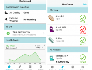 New COPD app launched by team behind popular Asthma Health ResearchKit app