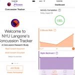 Concussion Tracker App