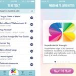 SuperBetter App Screenshots