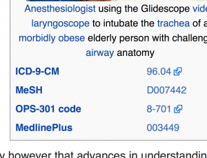 MD Tech Tips: Use Wikipedia for medical ICD 10 codes