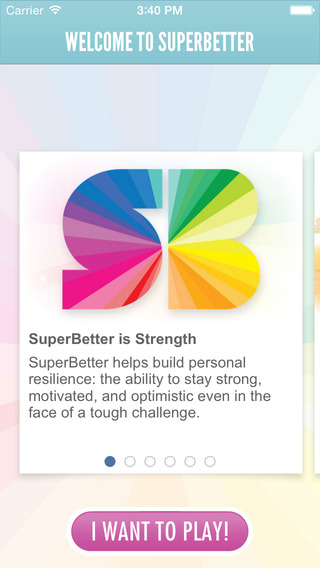 superbetter app for ipad